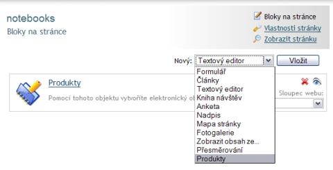 katalog produktu